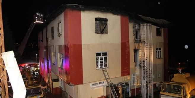 Yurt müdürünün ifadeleriyle Aladağ'daki yurt yangını