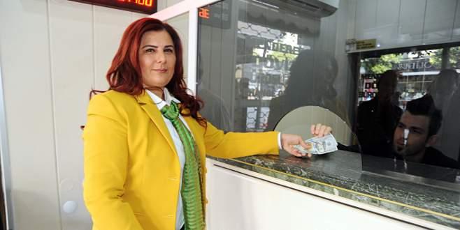 CHP'li başkandan Türk lirasına destek