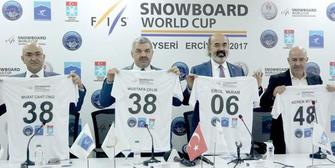 Erciyes'ten şampiyon çıkacak!