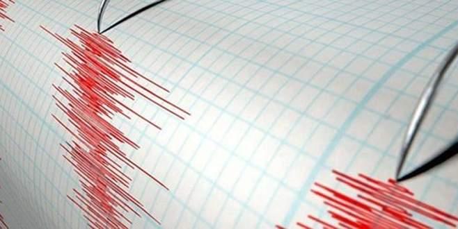 7,8 büyüklüğünde deprem