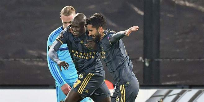 Feyenoord 0-1 Fenerbahçe