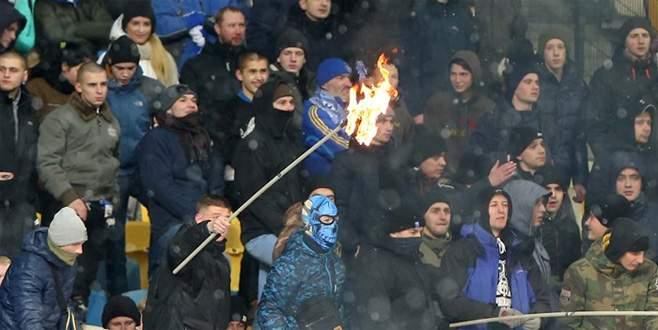 Dinamo Kiev-Beşiktaş maçına soruşturma