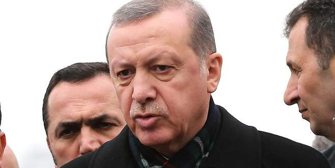 Erdoğan: Milletim TL'ye daha da yüklenmeli