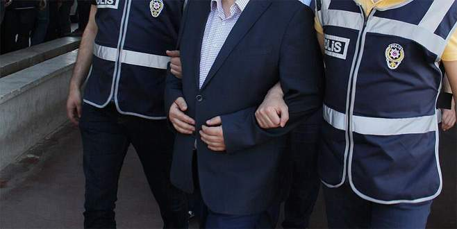 Garnizon komutanı gözaltına alındı