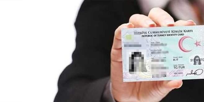 İşte yeni kimlik kartının ücreti