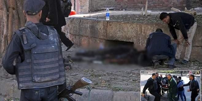 Mısır'da polise saldırı