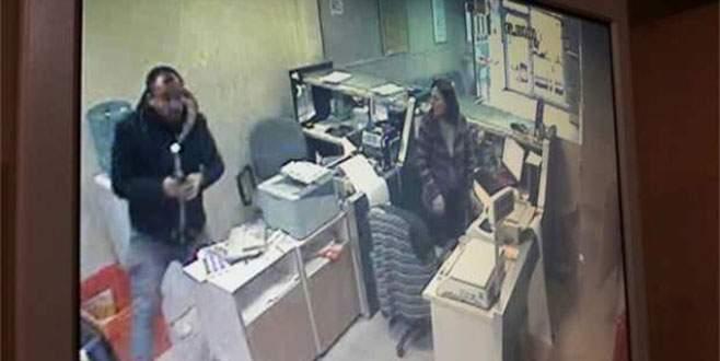 PTT gaspçısı tutuklandı!