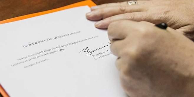 İşte anayasa değişikliği teklifinin maddeleri