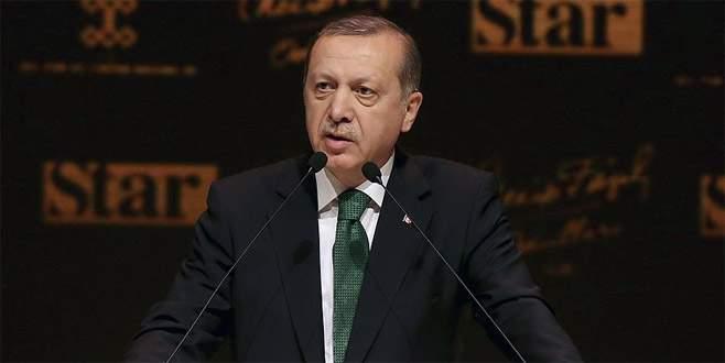 Erdoğan: '15 Temmuz bir milli şahlanıştır'
