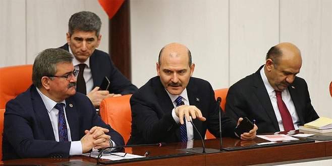 İçişleri Bakanı Soylu'dan patlamaya ilişkin açıklama