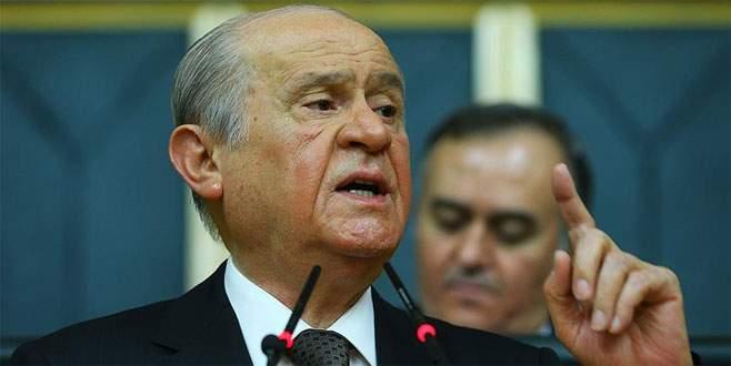 'Türk milleti meşum ve melun oyunları bozmaya muktedirdir'