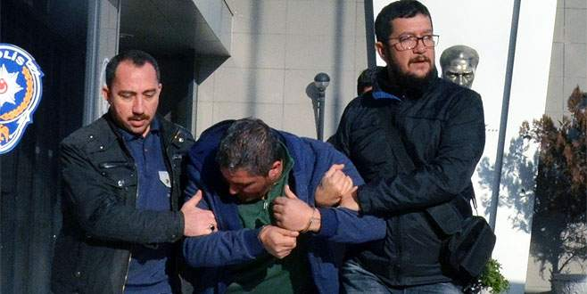 Cezaevi firarisi suç makinesi Bursa'da yakalandı