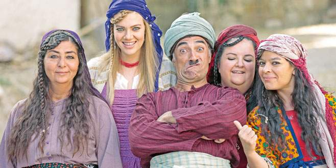 Arap Charlie Chaplin