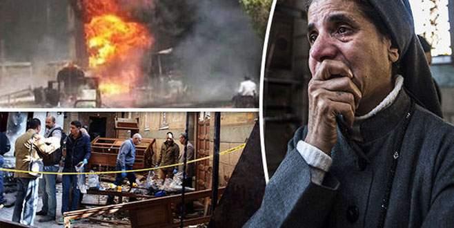 Kahire kana bulandı: 20 ölü