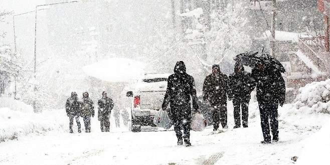 Sıcaklıklar düşecek, kar yağışı geliyor