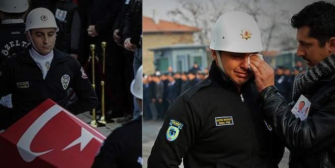 Şehit polisler memleketlerinde son yolculuğuna uğurlanıyor