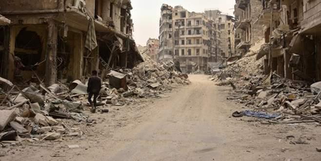 Rusya ile Halep toplantısı