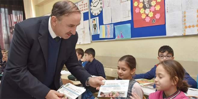 Mustafakemalpaşa'da 11 bin öğrenciye eğitim desteği