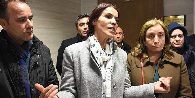 HDP'li Besime Konca serbest bırakıldı