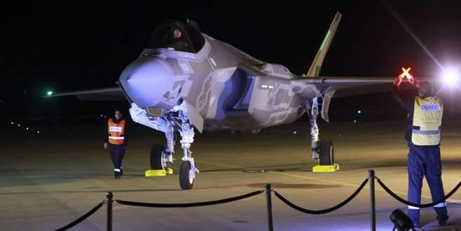 İsrail ilk F-35'leri teslim aldı