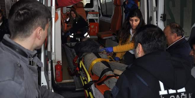 Bursa'da inşaattan düşen işçi hayatını kaybetti