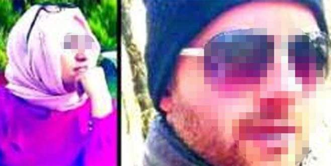 Genç kadına önce taciz sonra tekmeli saldırı