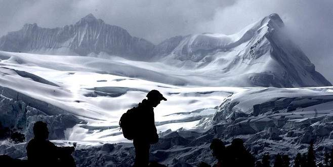 Himalayalardaki buzullar alarm veriyor
