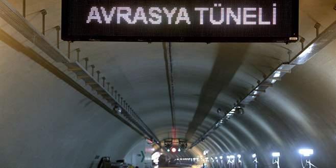 Avrasya Tüneli'nde geri sayım başladı