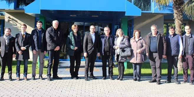 Bosna Hersek ile işbirliği