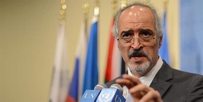 Suriye rejiminin 'yalan makinesi' devrede