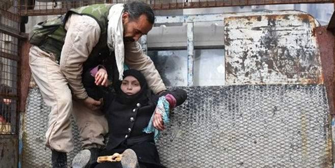 Ateşkes sağlandı Halep'te ilk tahliyeler başladı