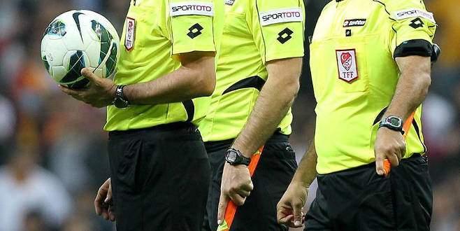 Bursaspor – Antalyaspor maçının hakemi belli oldu