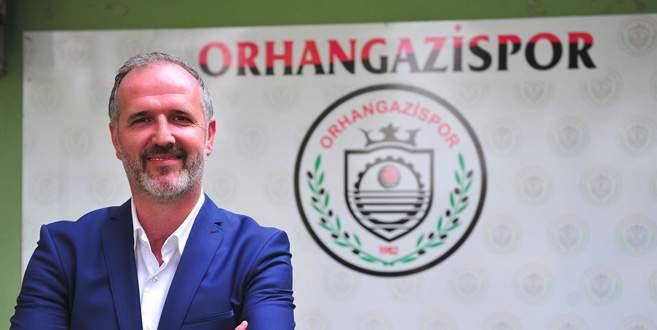 Orhangazispor'da revizyon başladı