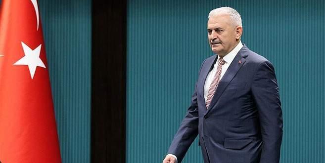 Başbakan Yıldırım 2 gün Bursa'da