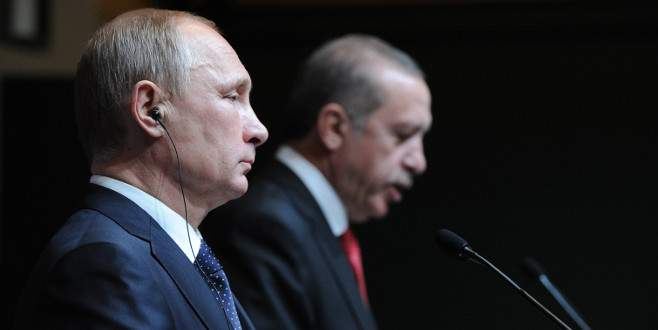 Putin: 'Erdoğan'la barışın devamını önereceğiz'