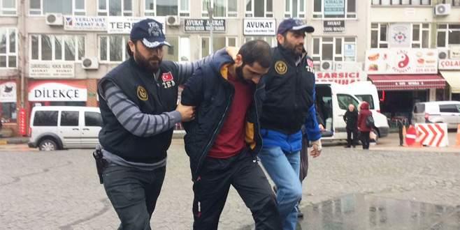 Sosyal medyada terör propagandası yapan kişi gözaltına alındı