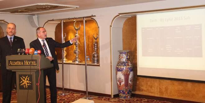 CHP ve MHP'den Gemport hisselerinin satışına tepki