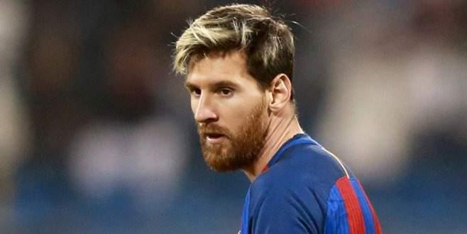 Messi'ye 5 yılda 500 milyon Euro