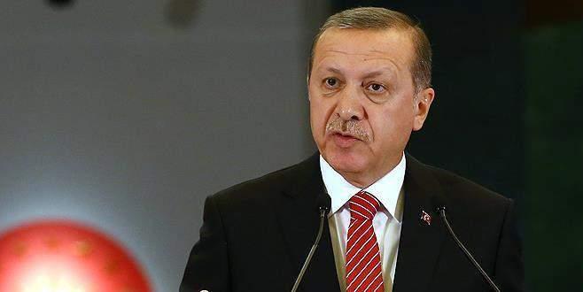 Erdoğan: Milli seferberlik ruhu içinde mücadele edeceğiz
