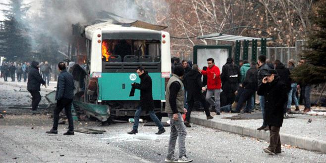 Kayseri'deki hain saldırıda şehit sayısı 14'e çıktı
