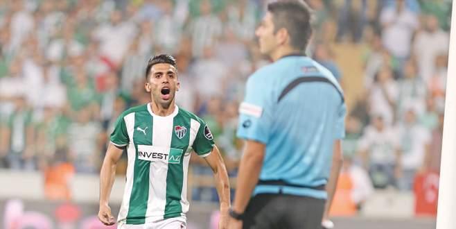 Bursaspor'da Emre Taşdemir de sezonu kapattı