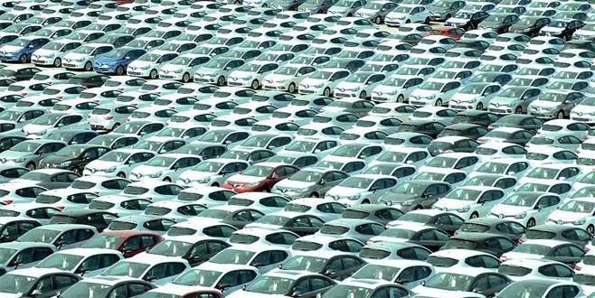 Otomotivde hedef 25 milyar dolar