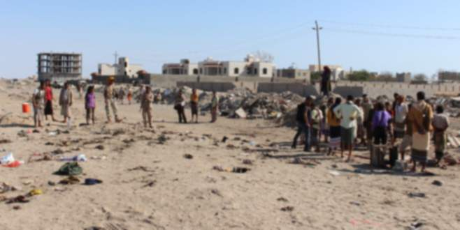 Yemen'de intihar saldırısı: 43 ölü