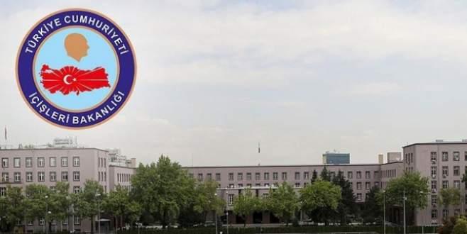 İçişleri Bakanlığı: 213 operasyonda, 924 kişi gözaltı
