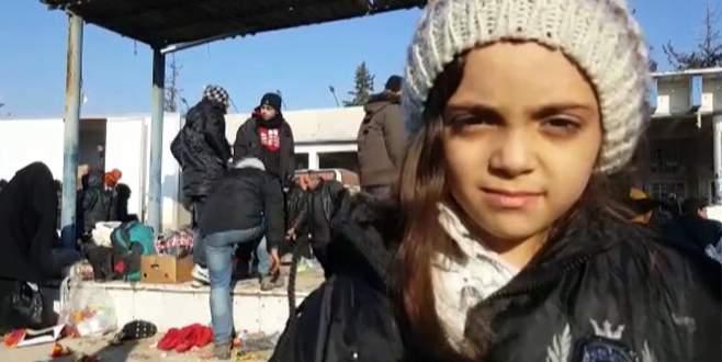 Halep'in sesini dünyaya duyuran Bana tahliye edildi