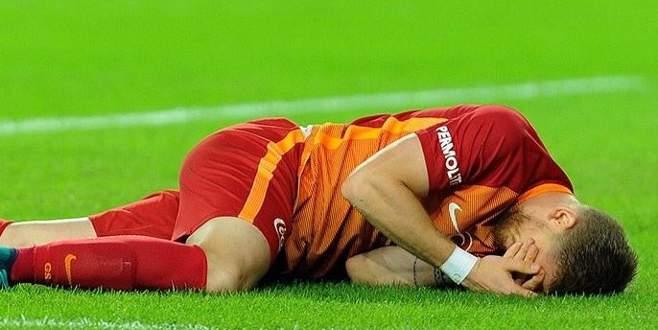 Serdar Aziz'den Galatasaray'a kötü haber