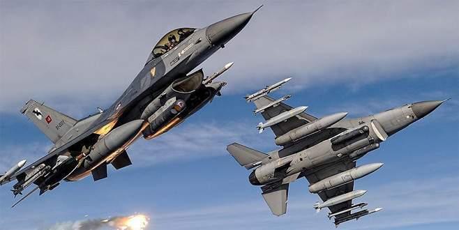 TSK, El Bab'da DEAŞ hedeflerini vurdu