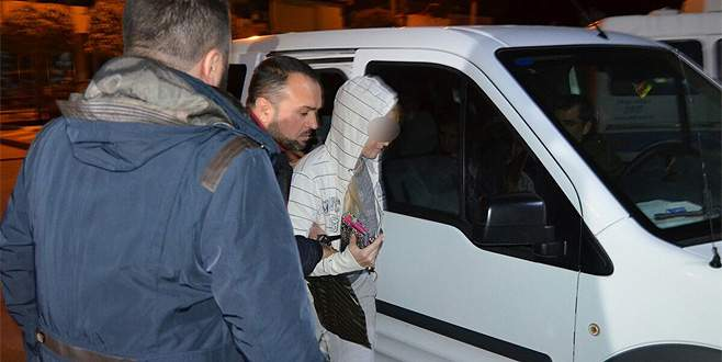 Saldırganın annesi, babası ve kız kardeşi gözaltında