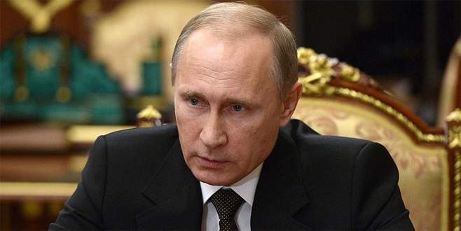 Putin'den saldırıyla ilgili açıklama