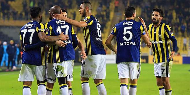 Fenerbahçe 3-0 Gençlerbirliği